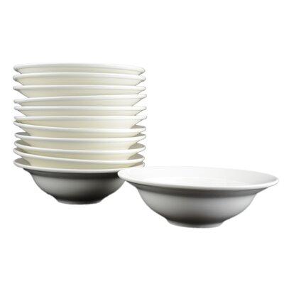 Tannex White Tie Caterer Rim Bowl