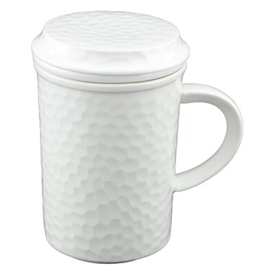 Tannex Lancaster Mug with Tea Infuser and Lid