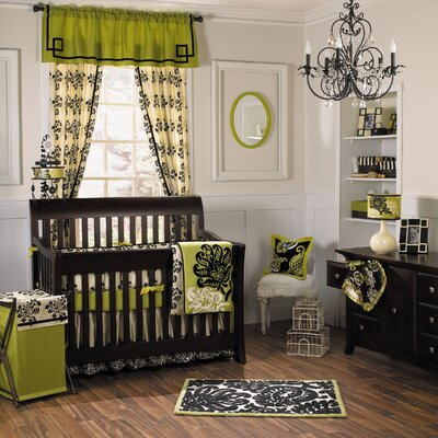 Cocalo Couture Harlow Four Piece Crib Bedding Collection