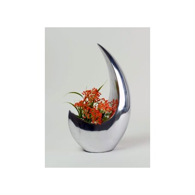 Modern Day Accents Crescent Vase