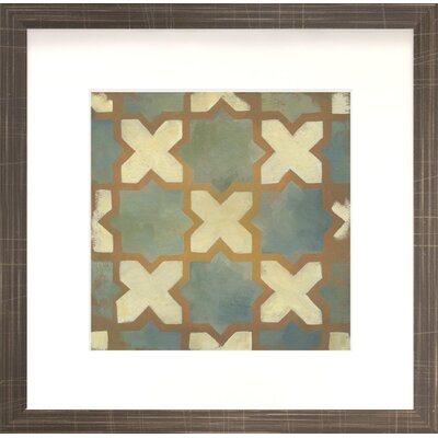 Modern Living Rustic Symmetry II Fine Wall Art