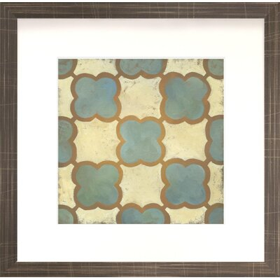 Modern Living Rustic Symmetry III Fine Wall Art