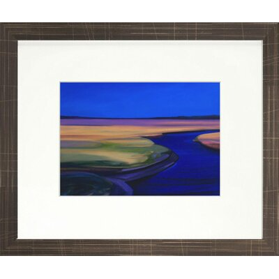 Indigo Avenue Vibrant Living Mainly Marsh Limited Edition Signed Fine Framed Wall Art