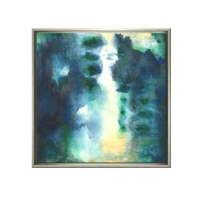 Modern Living Ocean Deep II Framed Wall Art