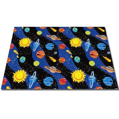 Donnieann Company Paradise Design Solar System Bule