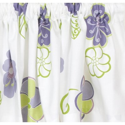 Sweet Potato by Glenna Jean LuLu Rod Pocket Tailored Curtain Valance
