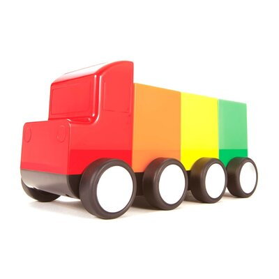 Nickster Puzzle Truck