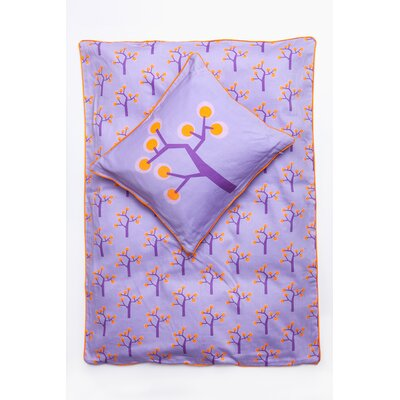 Graphic Tree Junior Bedding Set