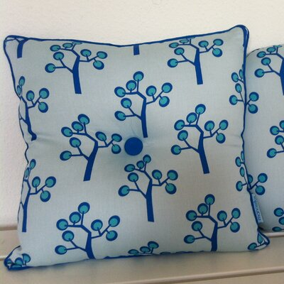 Graphic Tree Kids Square Pillow