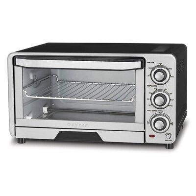 Cuisinart Classic Toaster Oven Broiler Amp Reviews Wayfair