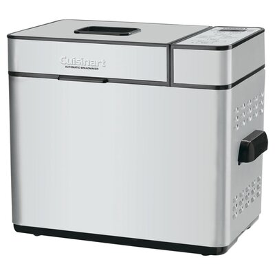 <strong>Cuisinart</strong> Bread Maker in Brushed Stainless