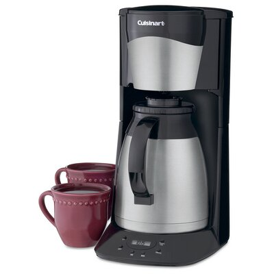 Cuisinart Premier Coffee Series Programmable Automatic Brew and Serve Coffee Maker