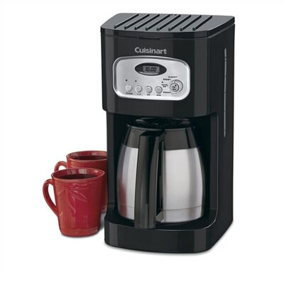 10 Cup Programmable Thermal Coffee Maker