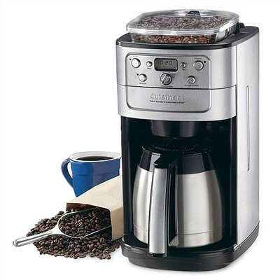 Cuisinart Grind and Brew Thermal 12 Cup Automatic Coffee Maker