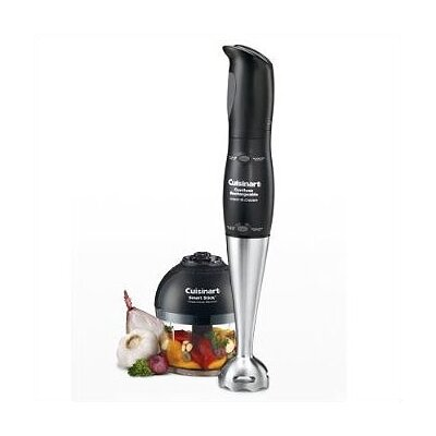 Cuisinart Black Appliances Smart Stick PLUS Hand Blender