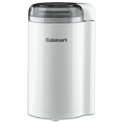 Cuisinart Coffee Grinder in White