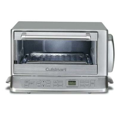 Convection Toaster Oven in Brushed Chrome