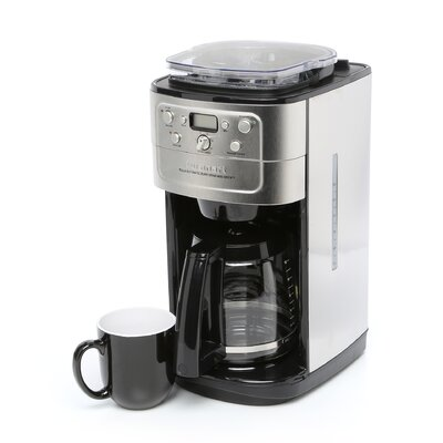 Cuisinart Grind and Brew 12 Cup Automatic Coffee Maker