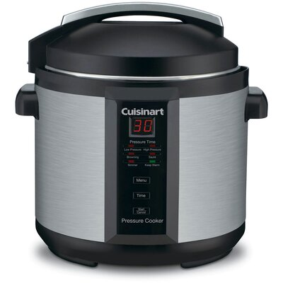 Cuisinart 6-qt. Capacity Electric Pressure Cooker