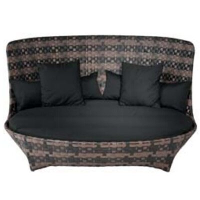 Driade Cape West Polyester Round Bed
