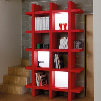 Slide Design My Book 5 Shelf Unit