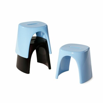 Slide Design Amélie Sgabello Stackable Stool