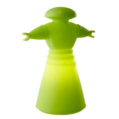 "Slide Design Mr. Bot 17.7"" H Table Lamp"