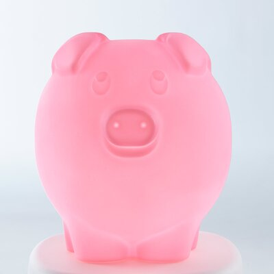 Slide Design Piggy Table Lamp