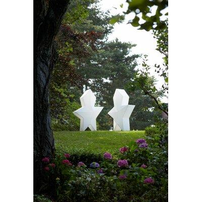 Slide Design Glacé Polyethylene Garden Bench
