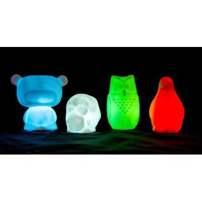 "Slide Design Mini Pure 5.3"" H Table Lamp"