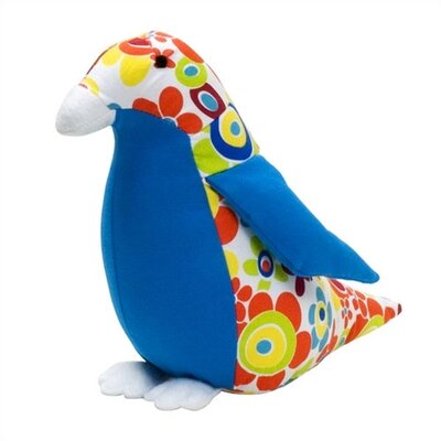Allen Ave Color Zoo Paige the Penguin Stuffed Toy