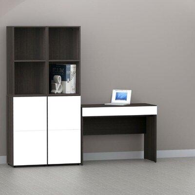Nexera Allure Computer Desk