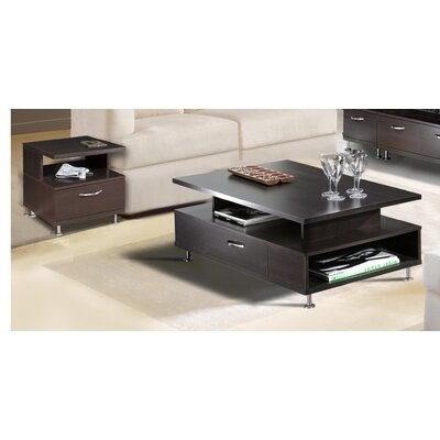 Nexera Eclipse Coffee Table Set