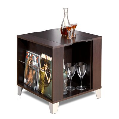 Nexera Brooklyn End Table