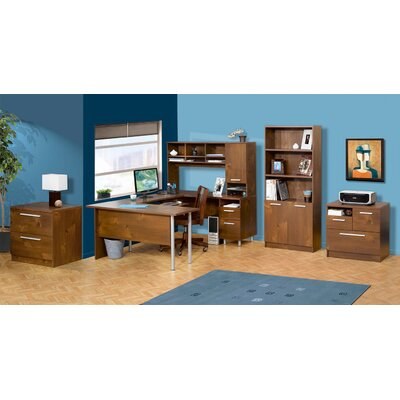 Nexera 3-Drawer File Storage Cabinet