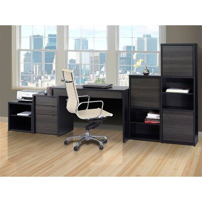 Nexera Sereni-T 3 Drawer Computer Desk