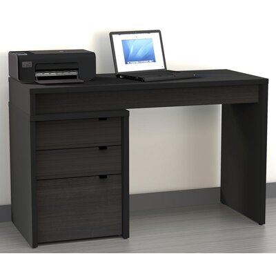 Nexera Sereni-T 3 Drawer Computer Desk & Reviews | Wayfair