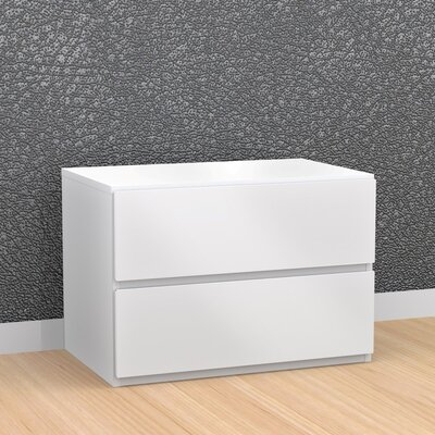Nexera BLVD Nightstand