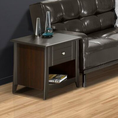 Nexera Elegance End Table