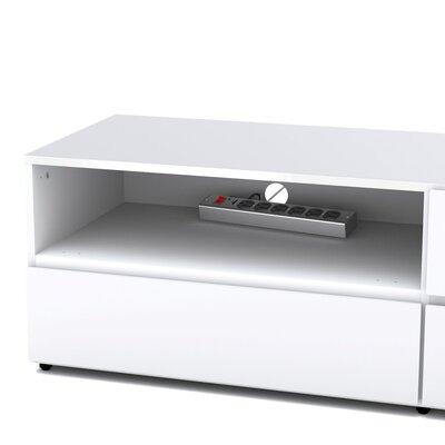 Nexera BLVD 60' TV Stand