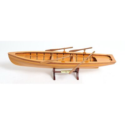 Old Modern Handicrafts Boston Whitehall Tender Model Boat