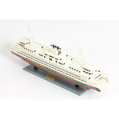 Old Modern Handicrafts Washington Ferry New Model Ship