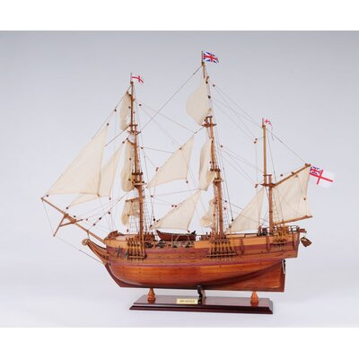 Old Modern Handicrafts Beagle Ship