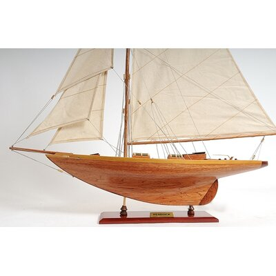 Old Modern Handicrafts Small Penduick Yacht