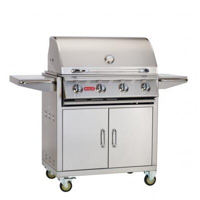 """Bull Outdoor Products 30"""" Outlaw Gas Grill"""