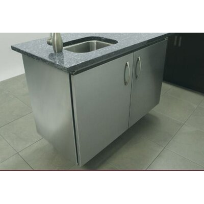 A-Line by Advance Tabco Kitchen Island Base