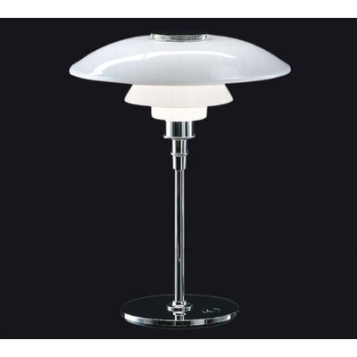 "Louis Poulsen PH 4.5/3.5 Glass 21.7"" H Table Lamp"