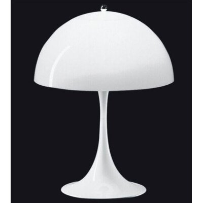 "Louis Poulsen Panthella 22.8"" Table Lamp with Bowl Shade"