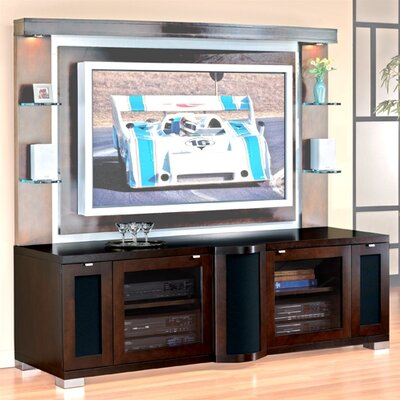 "JSP Industries Allegro 75"" TV Stand"