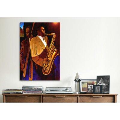 iCanvasArt 'Body and Soul' by Keith Mallett Graphic Art on Canvas